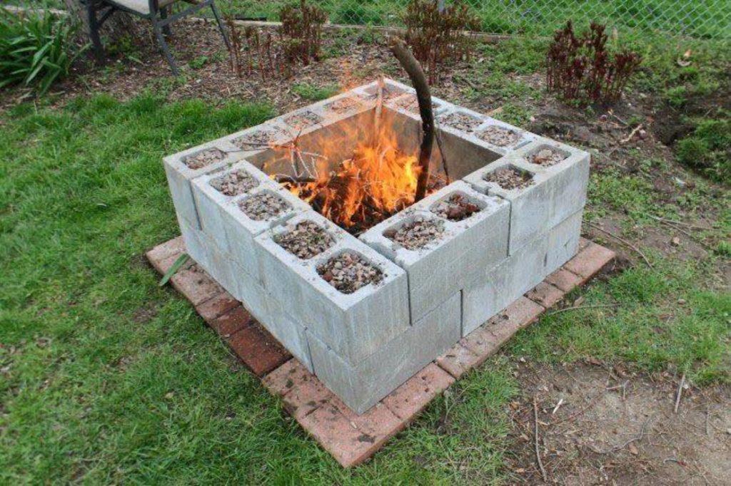 Как своими руками сделать кострище в саду: материалы, пошаговая инструкция, примеры с фото – сад и огород своими руками