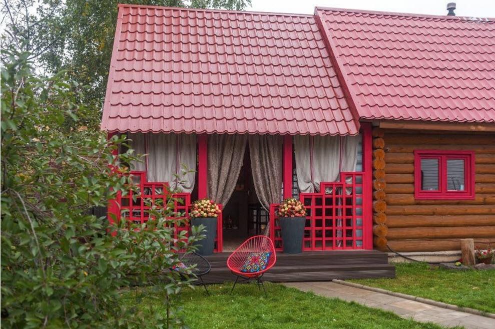 Дизайн маленькой веранды на даче: террасы, освещение, современные идеи оформления, фото