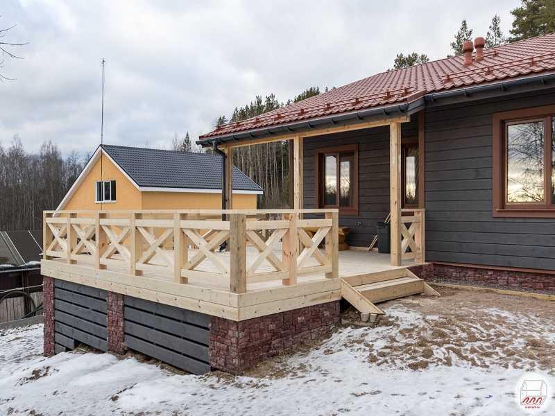 Нормы и правила планировки частного дома, коттеджа - домэконом
