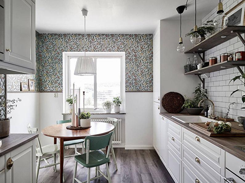 Каким должен быть дизайн кухни в стиле модерн