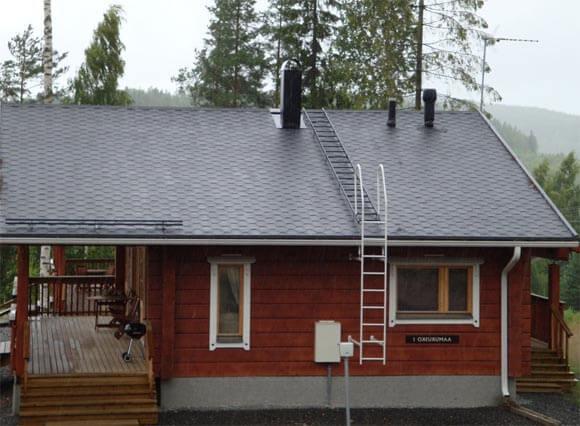 Какой должен быть оптимальный уклон крыши?стройкод