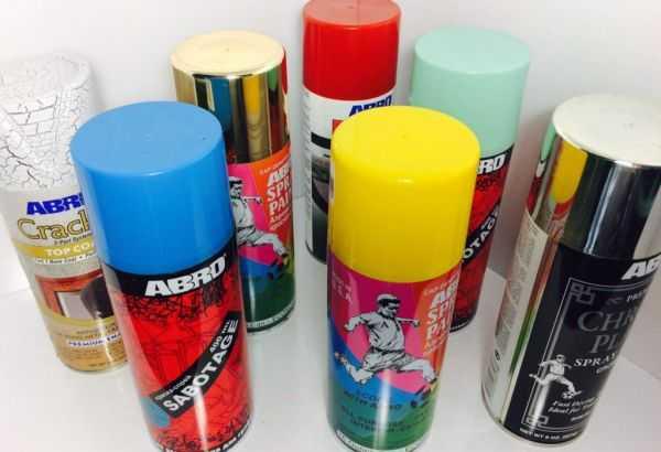 Чем покрасить пластик: виды краски и рекомендации по окрашиванию