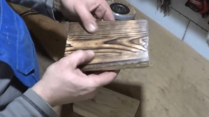 брашировальная щеточная шлифмашина