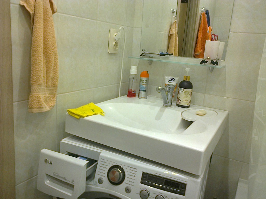 идеи для маленькой ванны