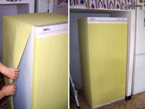 Как покрасить холодильник: какие составы и как наносить своими руками в домашних условиях