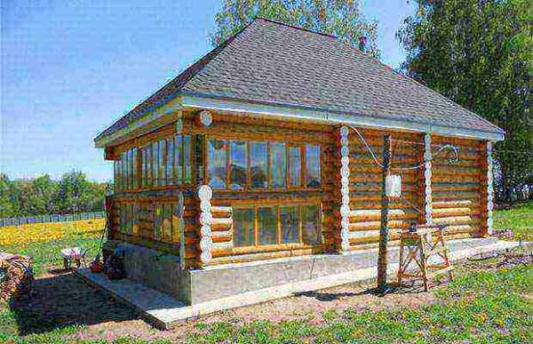Крыши одноэтажных домов: виды с описанием и особенностями устройства и фото проектов