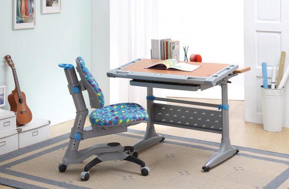 стул для школьника регулируемый для дома