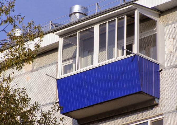 Как обшить балкон снаружи дешево и красиво: качественные и недорогие материалы, используемые для облицовки