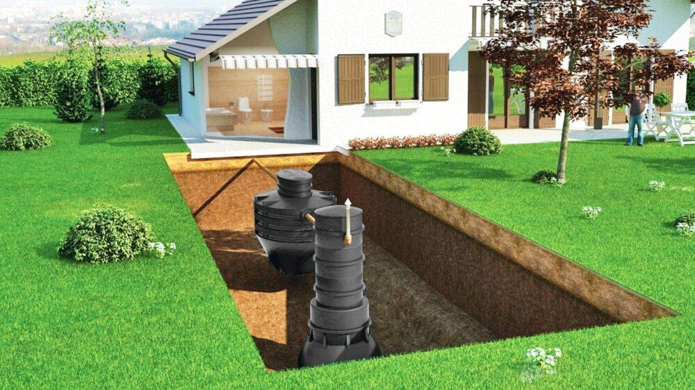 Очистные сооружения для частного дома локальные: как работают