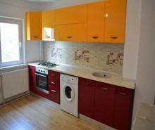 Дизайны прямых кухонь шириной 2 метра на 2, 3, 4 или даже 5