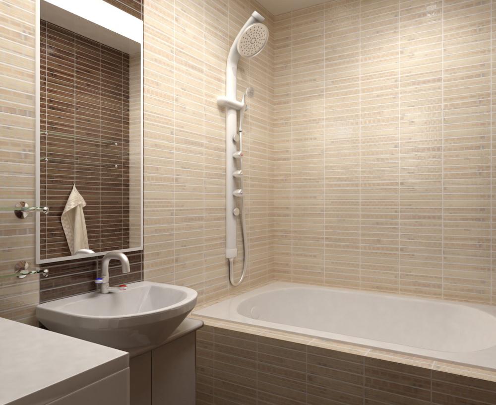декоративная плитка для ванной