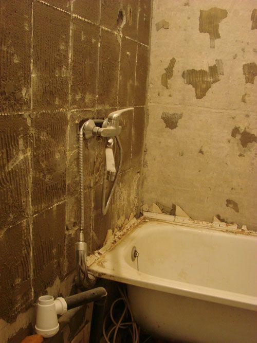 Какую штукатурку использовать в ванной?