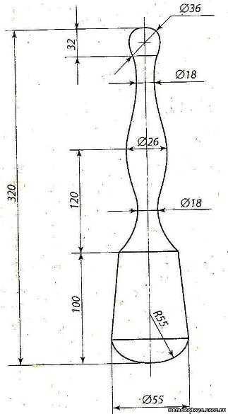 Токарные работы по дереву: особенности точения на токарном станке