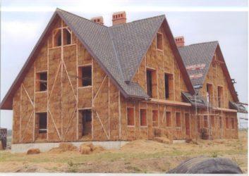 Самые важные нюансы в проектах дешевых домов предназначенных для постоянного проживания   папа мастер!