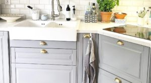Фасады икеа для кухни (60 фото): инструкция по установке кухонных элементов своими руками, цена, видео, фото