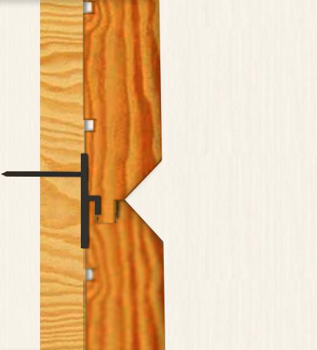 Имитация бруса их разновидность и назначение, размеры для внутренней и внешней отделки: фото