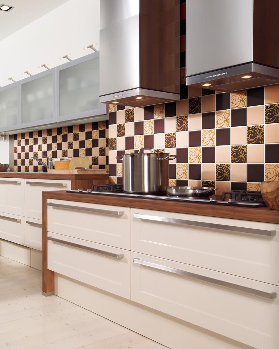 Плитка для кухни на фартук: виды, как выбрать, дизайн, варианты отделки
