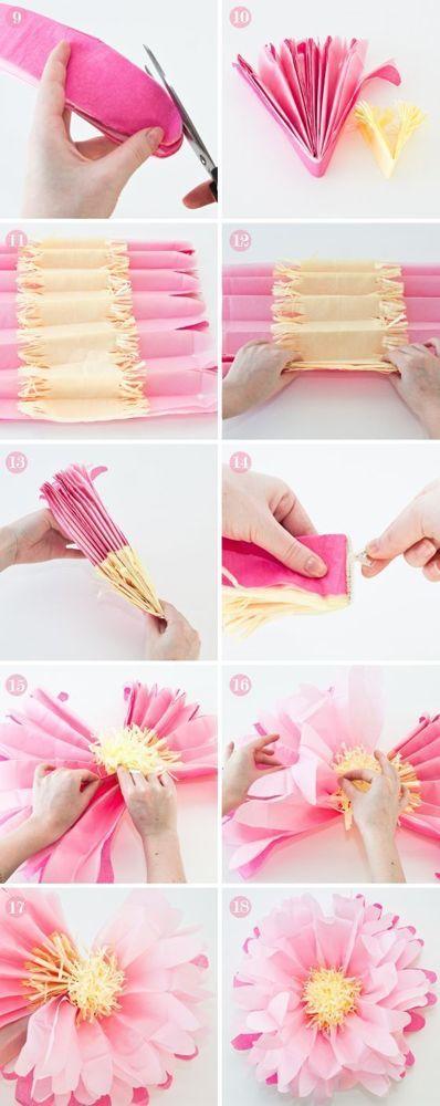 ᐉ как сделать большие цветы с листьями из гофрированной бумаги. мастер-класс по изготовлению ростовых цветов из гофрированной бумаги ✅ igrad.su