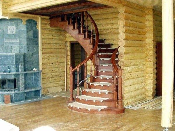 Лестницы своими руками в частном доме: пошаговая инструкция