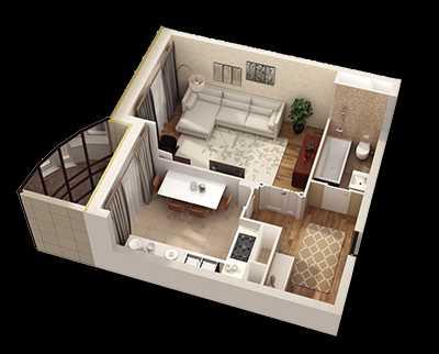 Жилое помещение — проектирование, строительство, инженерия и отделка индивидуальных домов