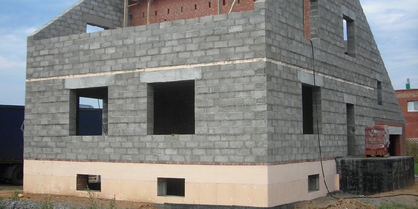 Какие керамзитобетонные блоки используют для несущих стен: основные характеристики