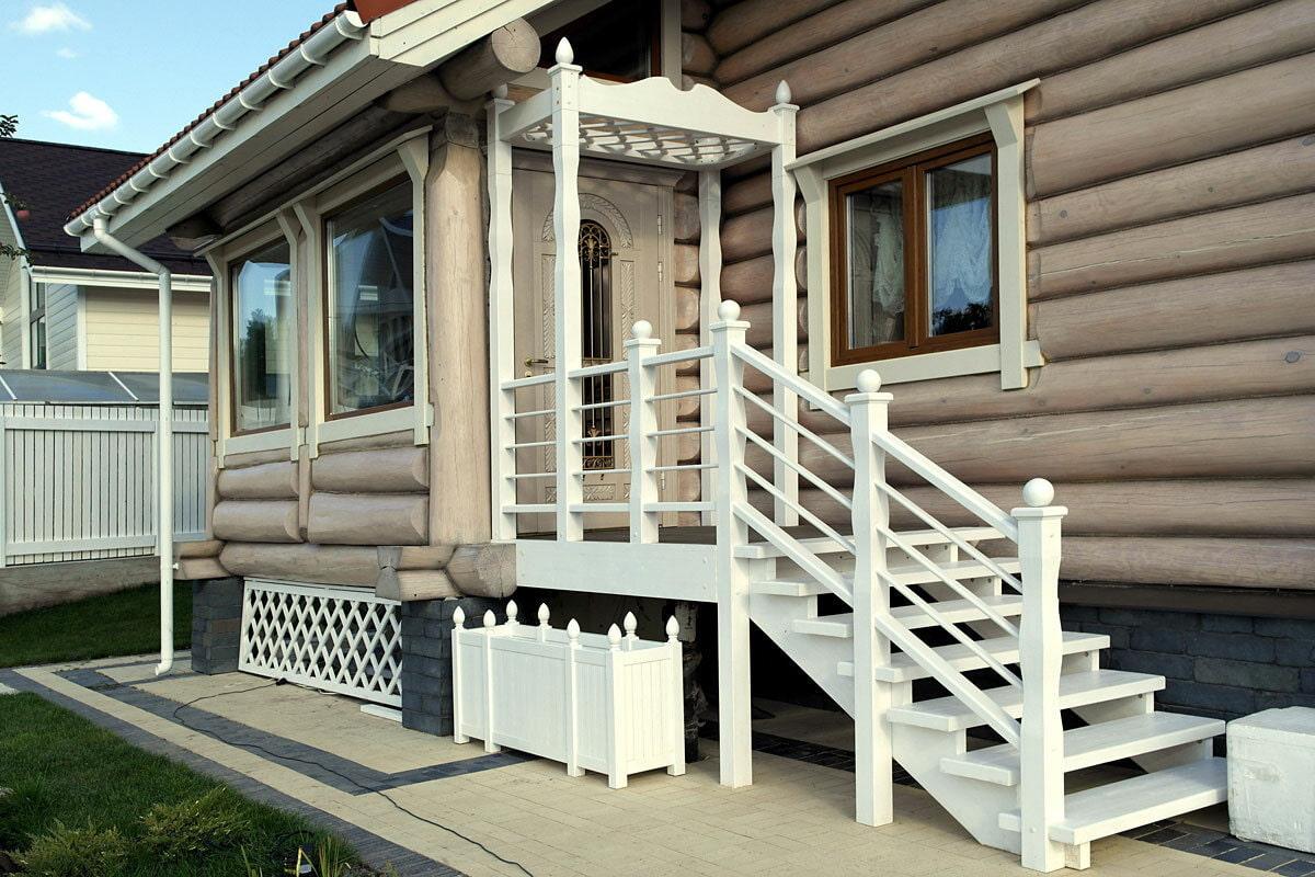 Крыльцо частного дома своими руками из кирпича: как соорудить качественно