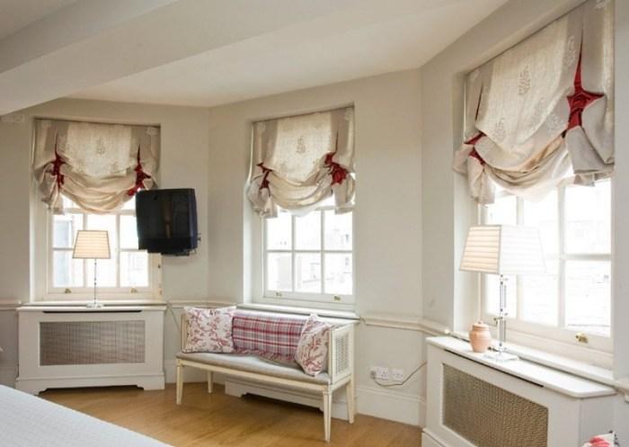 Шторы в английском стиле – элегантный акцент в современном интерьере - шторы