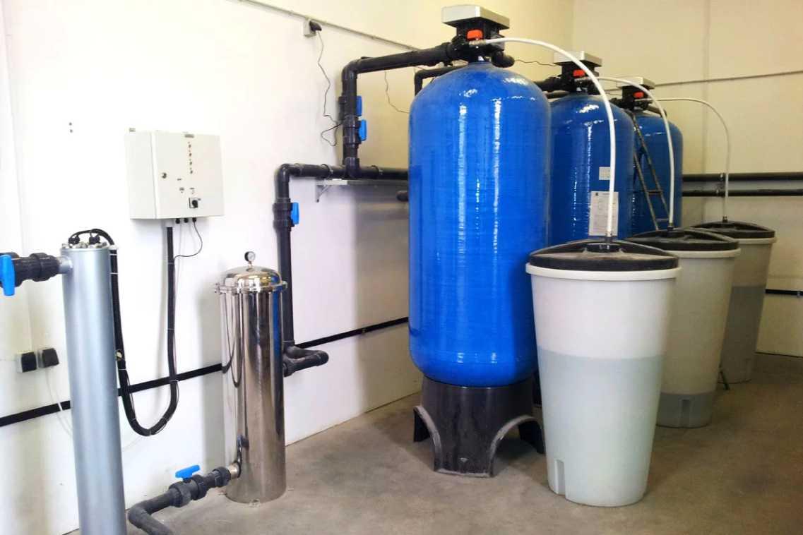 Смягчитель воды и другие способы умягчить жесткую воду