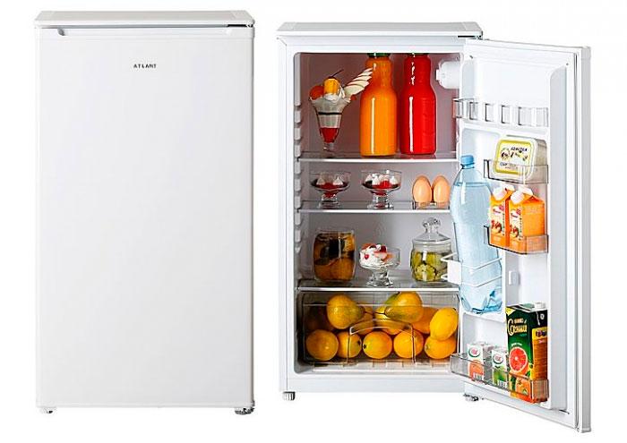 маленькие холодильники с морозильной