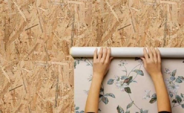Как клеить обои на осб плиту: технология, разные варианты подготовки