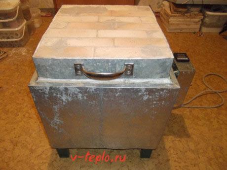 Как обжечь керамику в обычной духовке