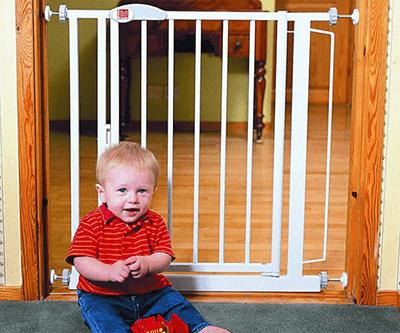Калитка на лестницу от детей - всё о лестницах