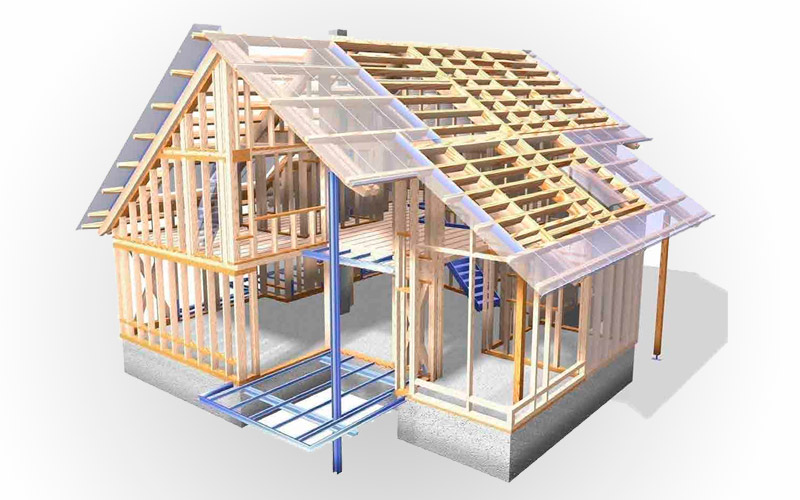 Лстк ( лёгкие стальные тонкостенные конструкции) — нпо партизан — строительство быстровозводимых зданий!