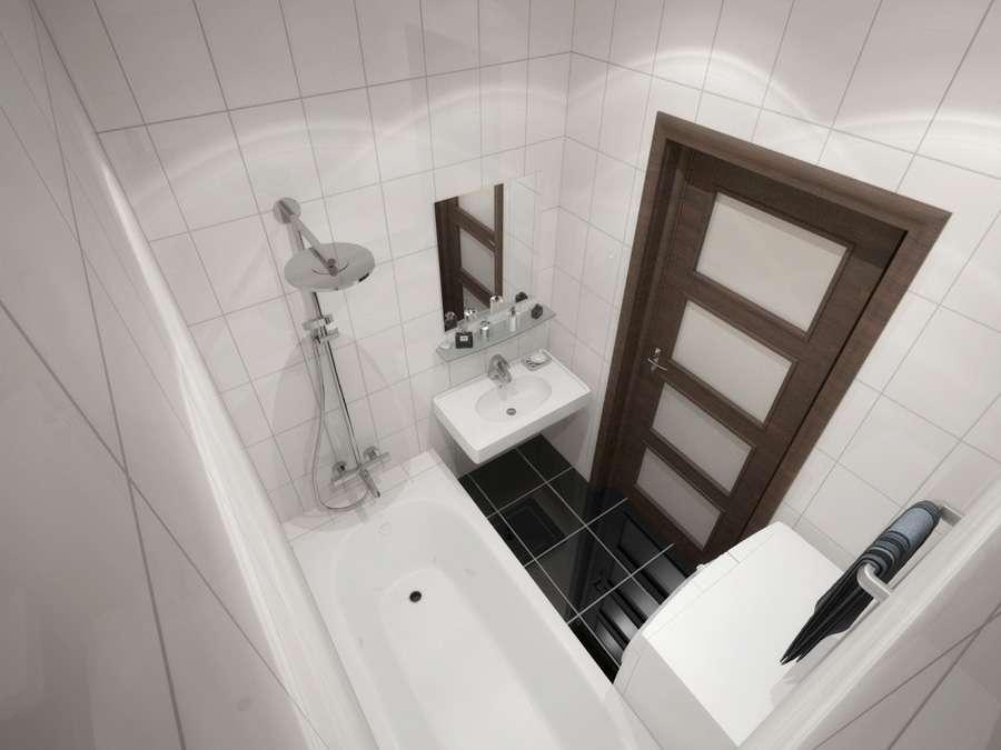 Дизайн ванной 2 на 2 м - функциональная комната +75 фото примеров
