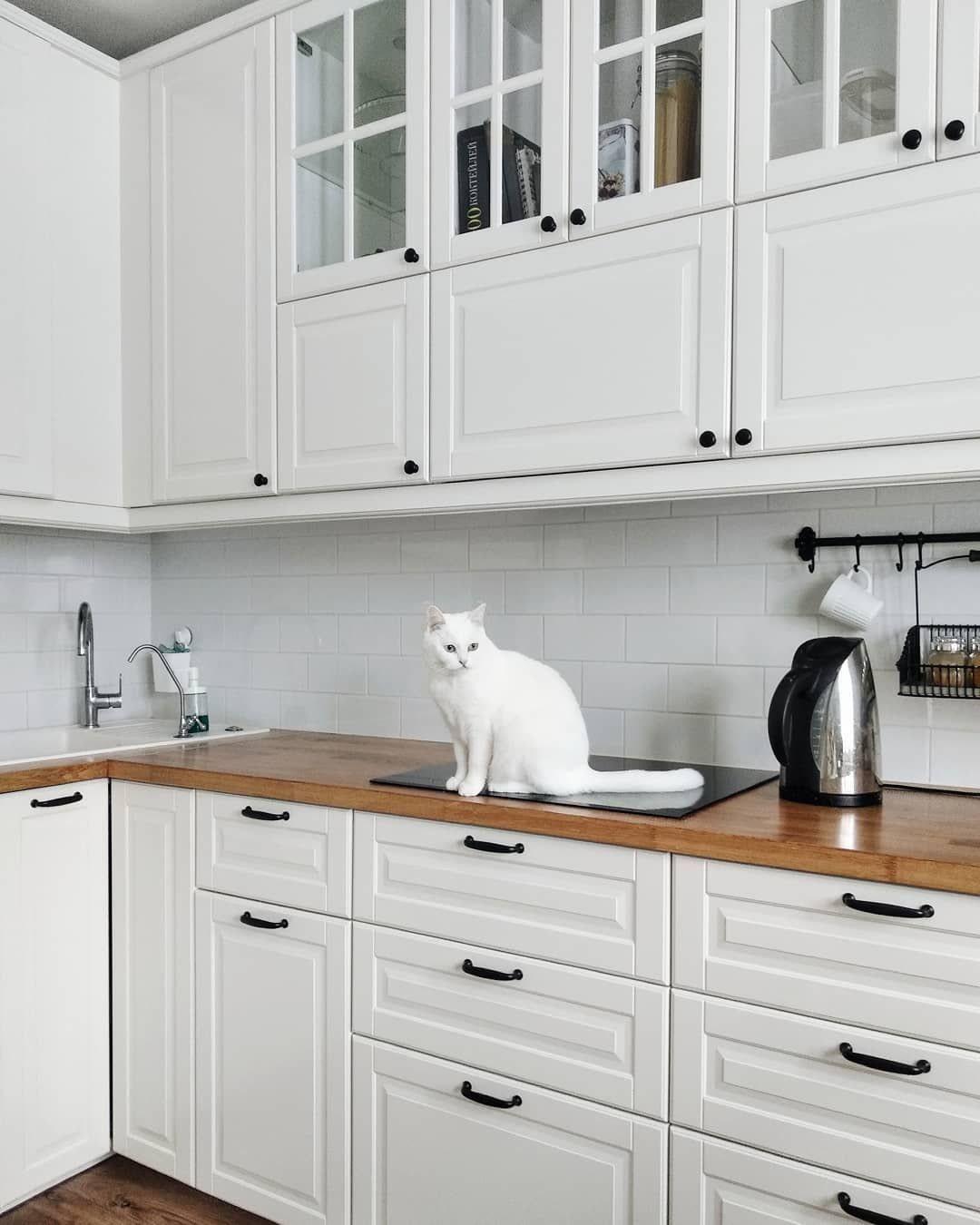кухни икеа спб