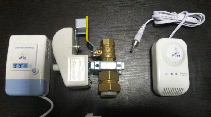 Датчик утечки газа для дома: разновидности, установка, эксплуатация