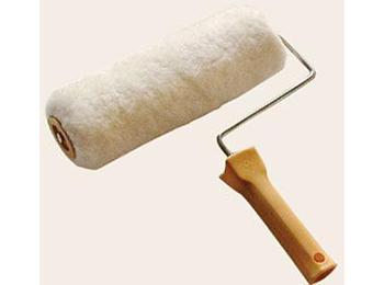 Валик для стен - выбор и техника работы с инструментом