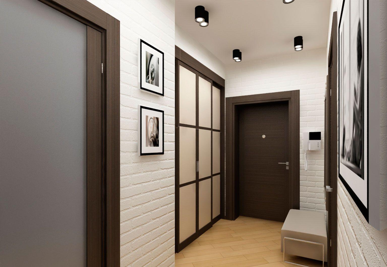 Прихожие в коридор: (70 + фото) современных идей