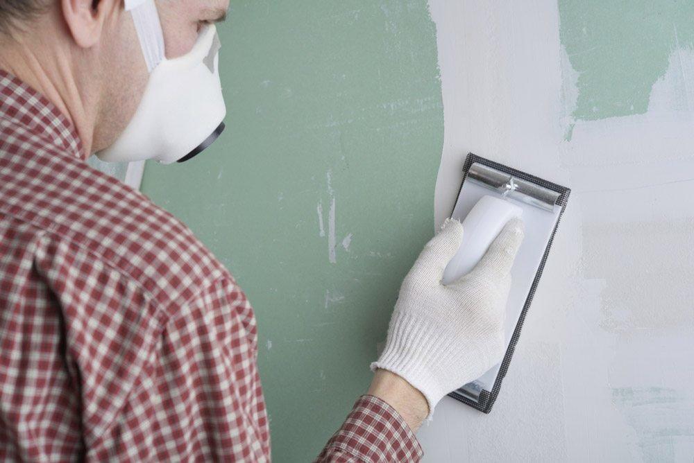 Подготовка стен к поклейке обоев: порядок работ