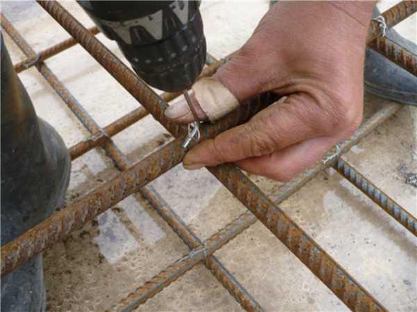 Схема армирования монолитной плиты фундамента чертеж