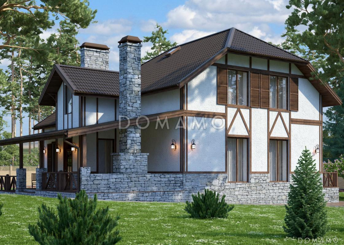 Фахверк – технология строительства загородных домов: особенности, плюсы и минусы, способы оформления и цены на строительство