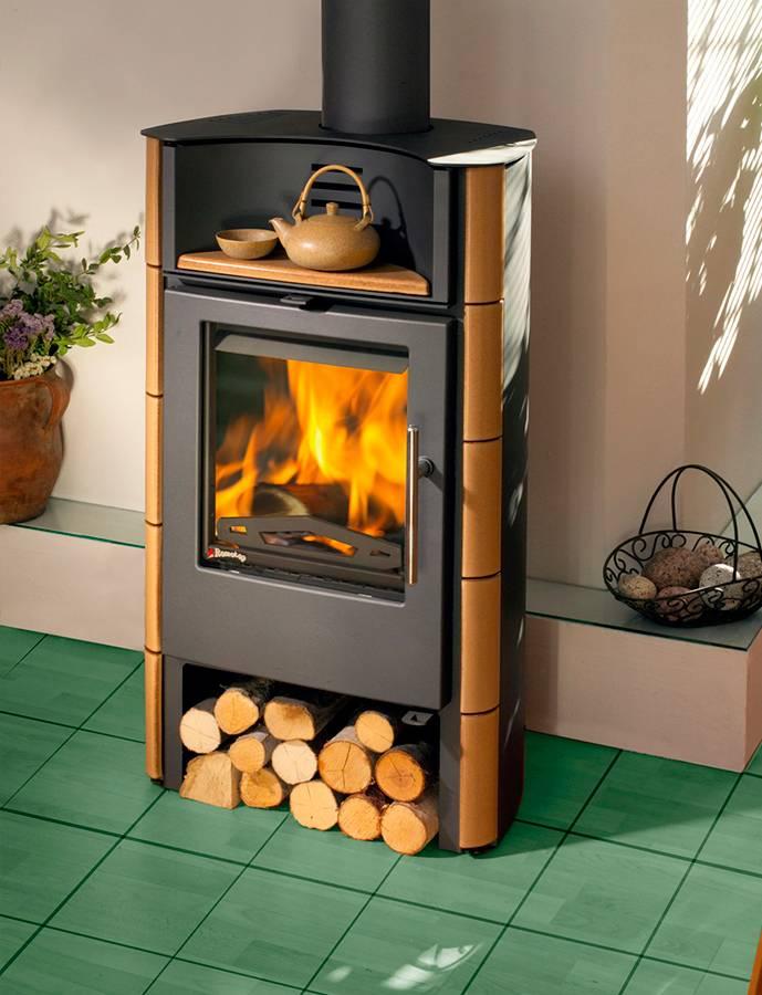 Печь для дачи на дровах: фото примеры, устройство, характеристики конструкций