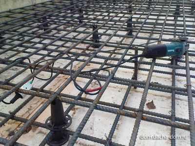 Армирование монолитных стен: порядок выполнения работ, определение размера опалубки и ее монтаж, советы профессионалов