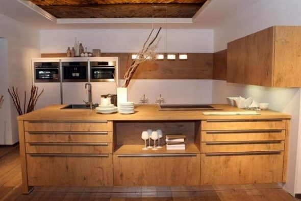 Собираем кухню из фанеры своими руками (18 фото и чертежи)