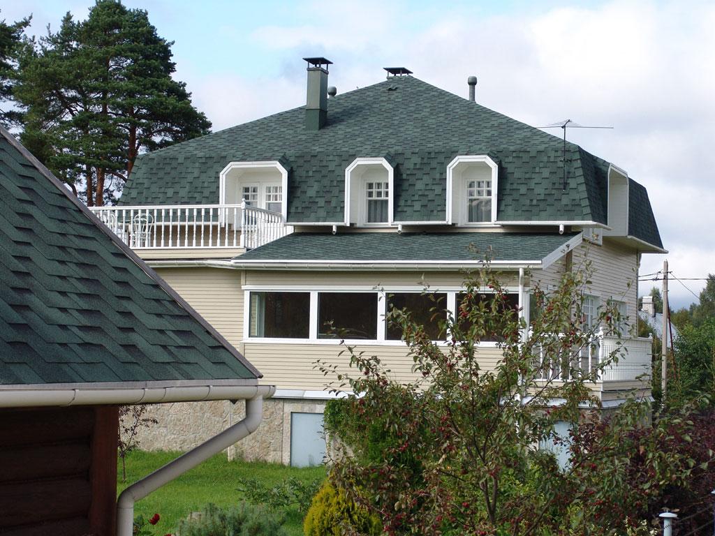 Антимоскитная сетка для крыш и способы защиты от насекомых