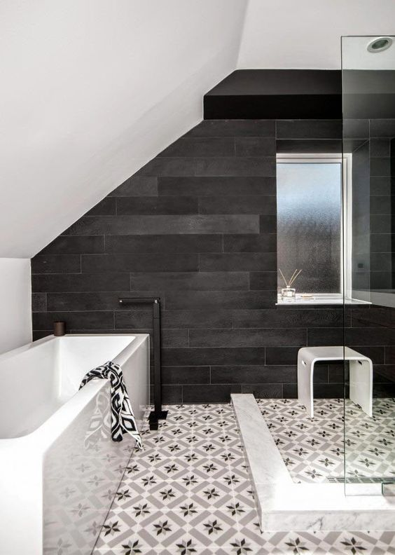 Дизайн ванной в стиле лофт: идеи обустройства интерьера +15 фото