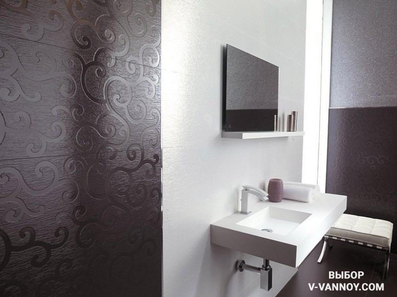 Панели пвх для ванной - достоинства и недостатки материала