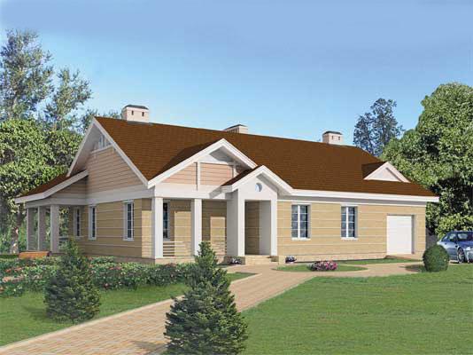 проект дом