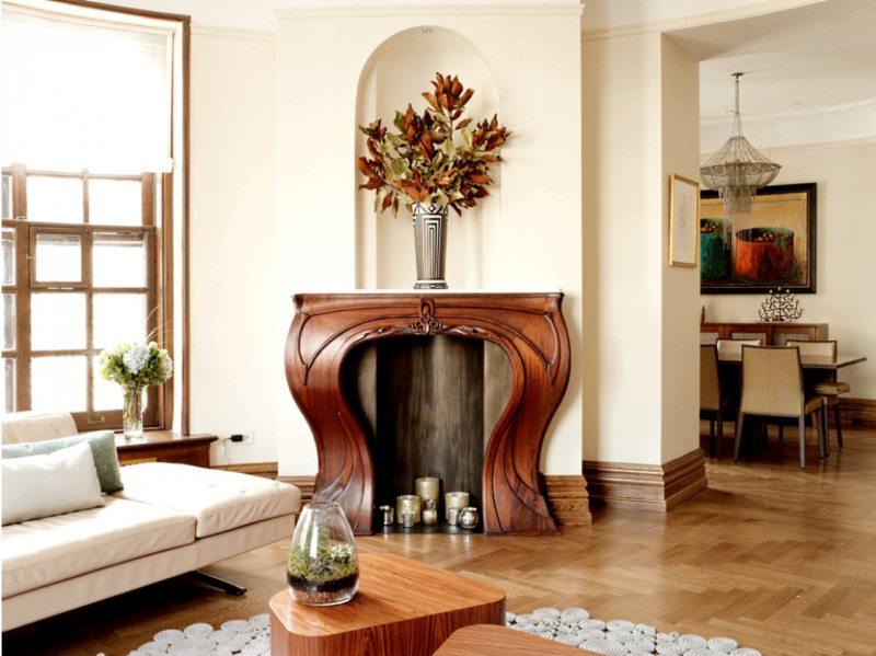 Кухонный стол в стиле лофт
