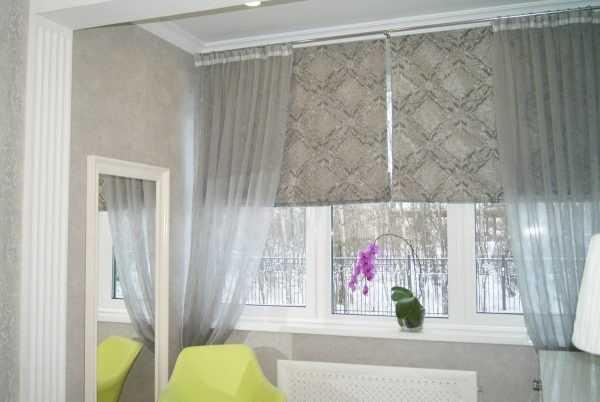 Тюль в зал - 100 фото необычных дизайнерских идей и сочетания в интерьере